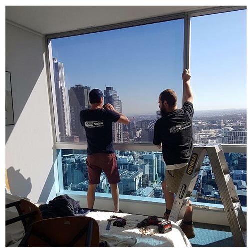Windows & Door Soundproofing specialists