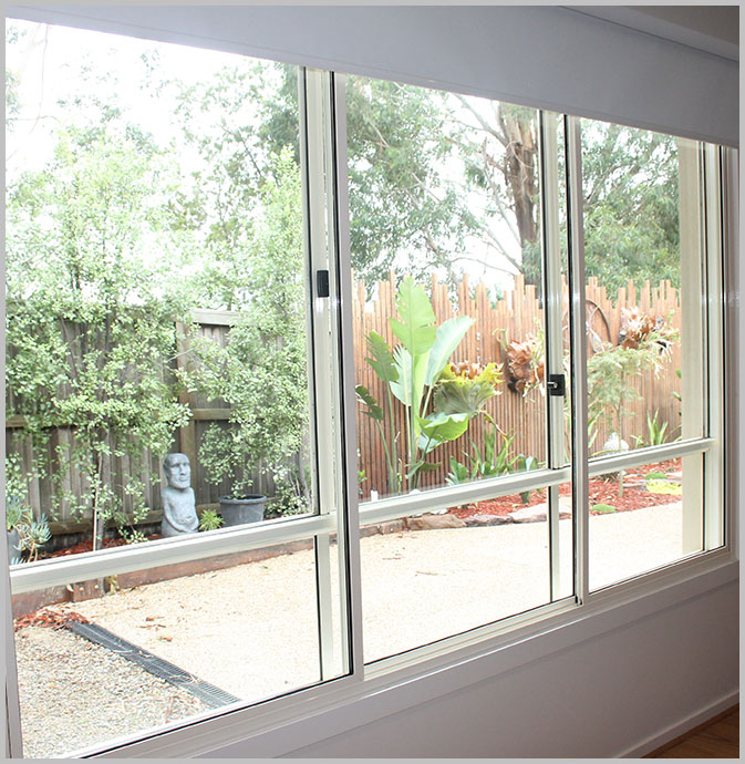double glazed windows sound reduction