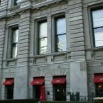 secondary glazing installation Grand Hotel